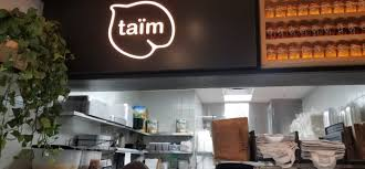 Taïm – Flatiron