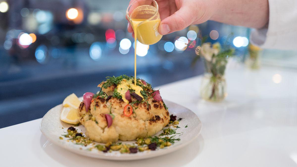Top 5 vegan haute cuisine restaurants in NYC