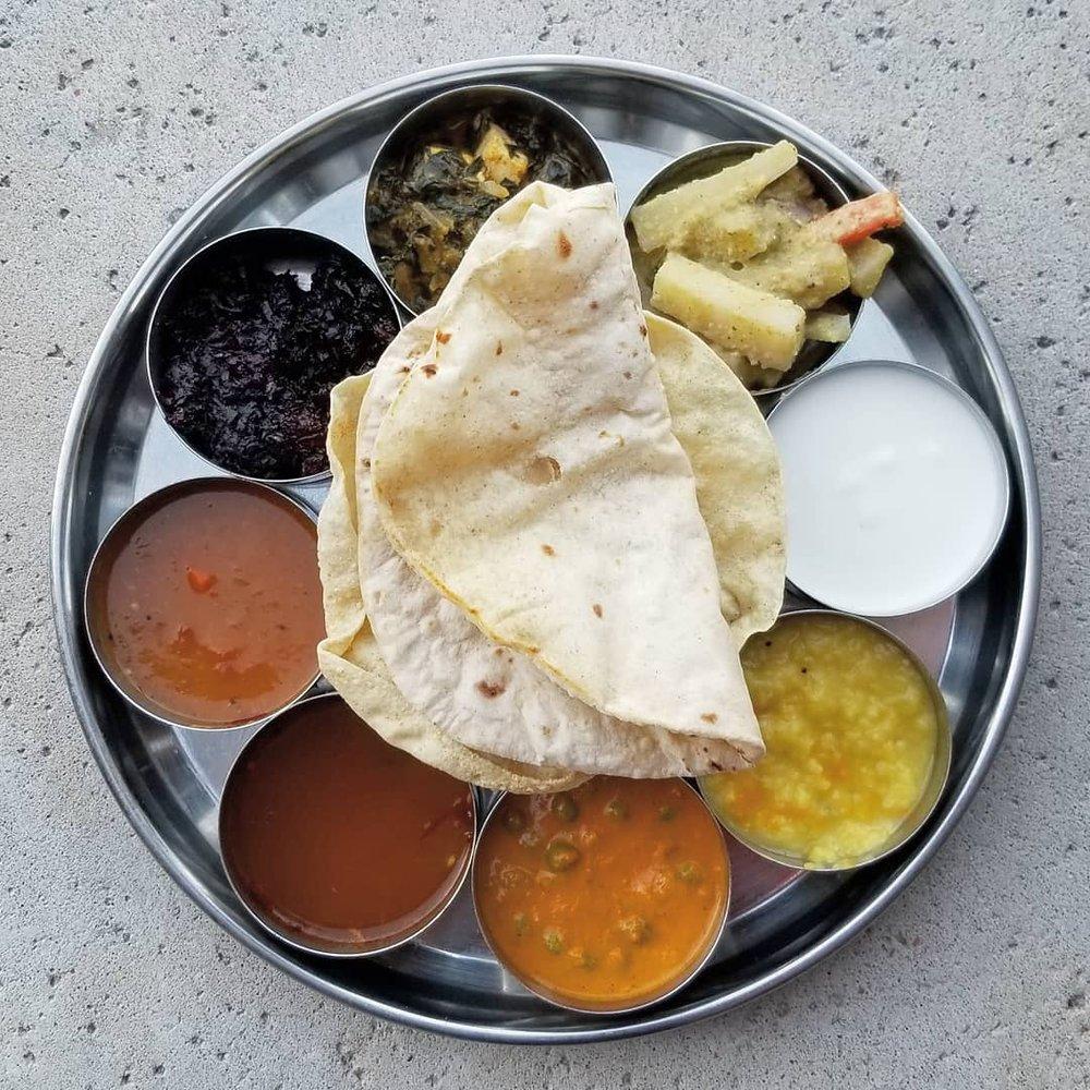 Ruchi Vegetarian Indian Cuisine