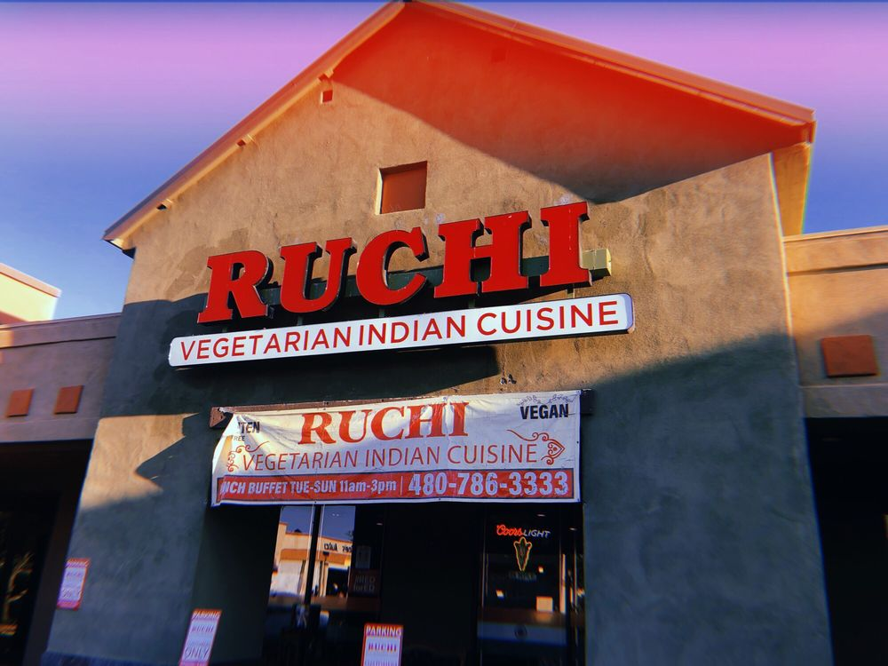 Ruchi Vegetarian Indian Cuisine