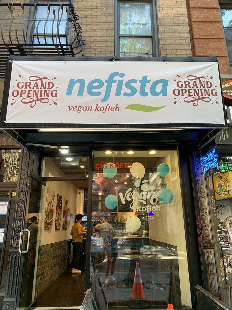 Nefista Vegan Kofteh