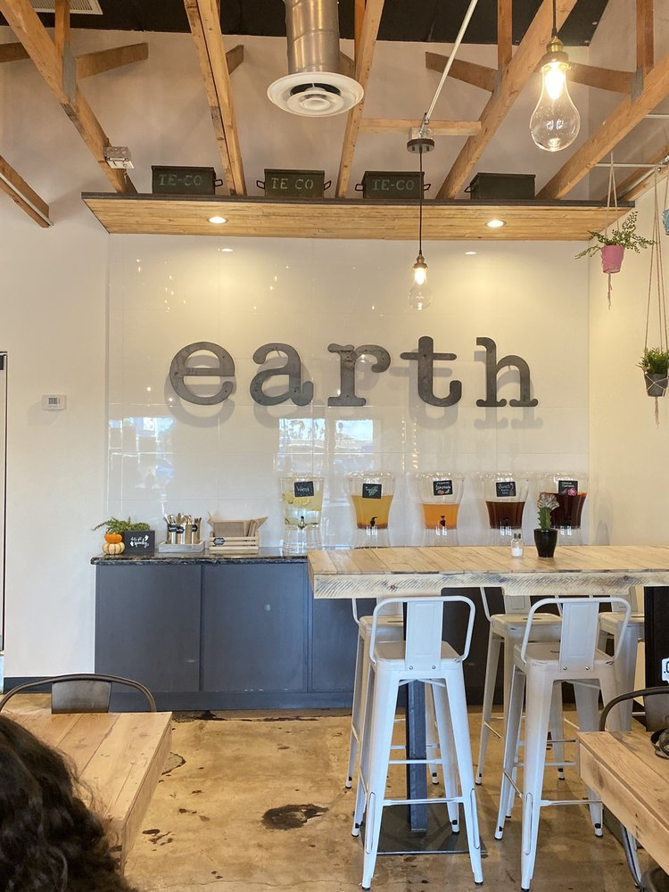 Earth Plant Based