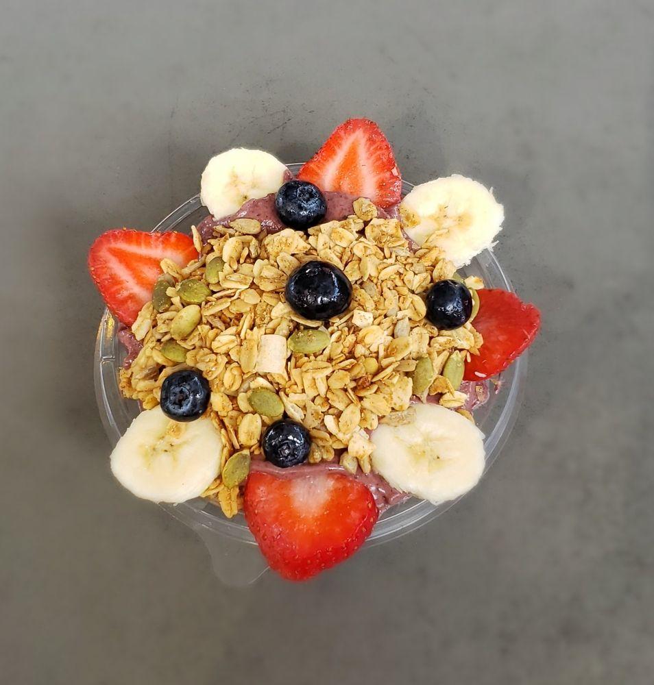 Foxy Fruit Bowls
