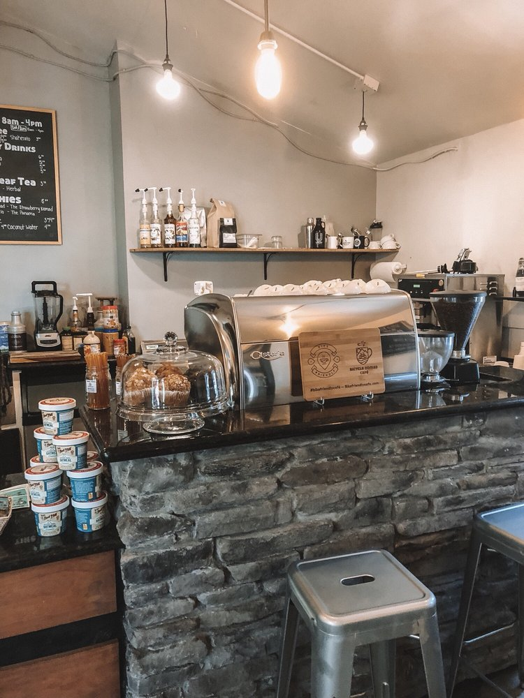 Bicycle Nomad Cafe